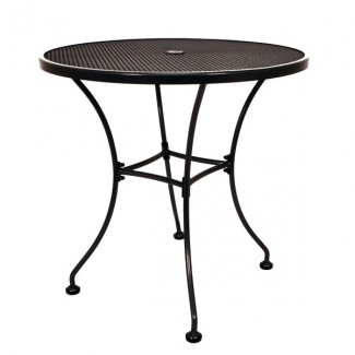 Wrought Iron Restaurant Tables 28