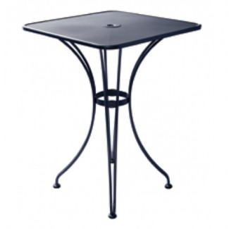 "Butterfly Bar Table 30"" Square Top"