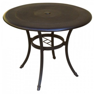 Wrought Iron Restaurant Tables Madrid 42
