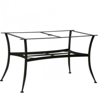Universal Wrought Iron Large Dining Table Base