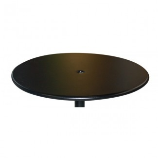 "36"" Round Sold Metal Table Top"