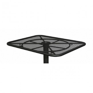 "36"" Square Micro Mesh Table Top"