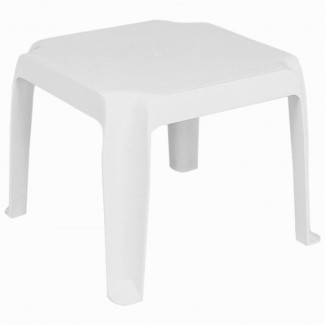 Zambak Resin Stacking Stool - Monoblock