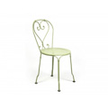 1900 Stacking Bistro Side Chair with Perforated Seat
