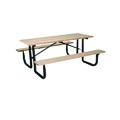6' Commercial Picnic Table M103-6