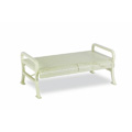 6' Plastisol Backless Bench