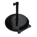 70 lb Steel Standard Grande Umbrella Stand with Wheels