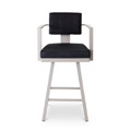 Akers Swivel Bar Stool
