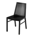 Micah Side Chair with Waffle Back