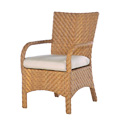 Avignon Arm Chair with 3