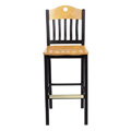 Schoolhouse Bar Stool 982