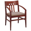 Beechwood Arm Chair WC-749UR