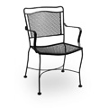 Cahaba Micro Mesh Dining Arm Chair