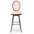 Camelia Swivel Bar Stool