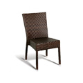 Cape Rattan Stacking Side Chair
