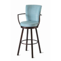 Cardin Swivel Bar Stool