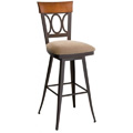 Cindy Swivel Bar Stool