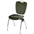 Congresso Steel Stacking Side Chair with Handgrip 683T