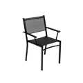 Costa Stacking Bistro Arm Chair