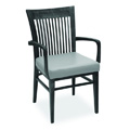 Assisted Living Lyle Dining Arm Chair