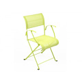 Dune Folding Bistro Arm Chair