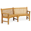 Essex Curved Bench 6' 11