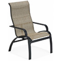 Evolution Sling Ultimate High Back Arm Chair