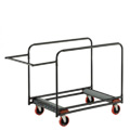 Heavy Duty Round Table Cart 31