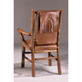 Hickory Arm Chair Western Back CFC620W