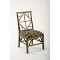 Hickory Raquette Lake Side Chair CFC634