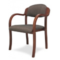 Holsag England Stacking Arm Chair