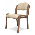 Holsag England Stacking Side Chair