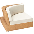 Jerra Corner Lounge Chair 6544