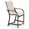 Key West Sling Balcony Height Stool