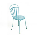 Louvre Stacking Bistro Side Chair