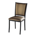 Luckhardt Side Chair with Upholstered Seat and Back 813-UB