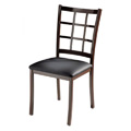 Luckhardt Side Chair with Window Back 813