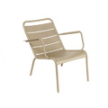 Luxembourg Stacking Low Bistro Arm Chair