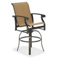 Madero Sling Swivel Bar Stool M7593