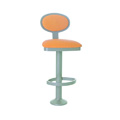 Maxim Pedestal Bar Stool