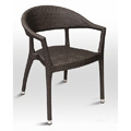 Miami Stacking Arm Chair