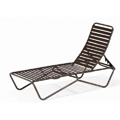 Milan Strap Nesting Chaise Lounge - 79