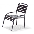 Milan Strap Nesting Game Chair - Low Arms M4002