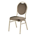 Omega I Steel Stacking Side Chair 569