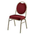 Omega II Steel Stacking Side Chair 535
