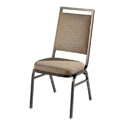 Omega II Steel Stacking Side Chair 578