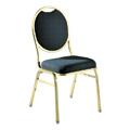 Omega II Steel Stacking Side Chair 590