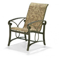 Palazzo Sling High Back Game Chair