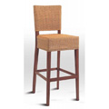 Pensacola Rattan Bar Stool