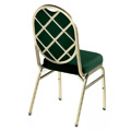 Premium Comfort Regency Steel Stacking Side Chair 568-LB